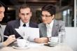 התייעצות בני שני פרטנרטים לגבי הלוואות בצ'קים