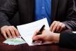 חתימה על הסכם ניכוי שיקים